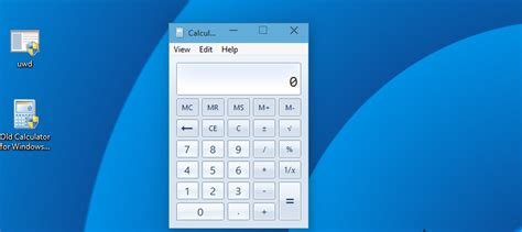 calculator exe old calculator for windows 10 from windows 7 or windows 8