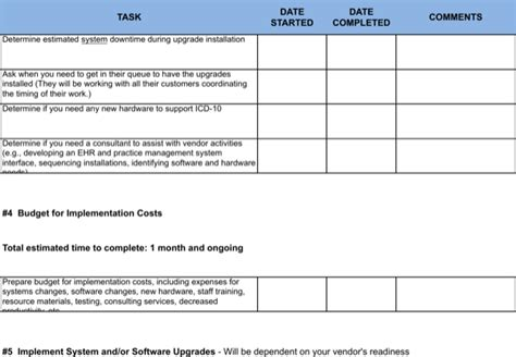multi generational project plan template free project implementation plan template for