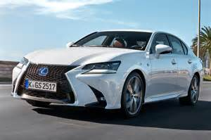 lexus gs300h executive edition 2016 review by car magazine