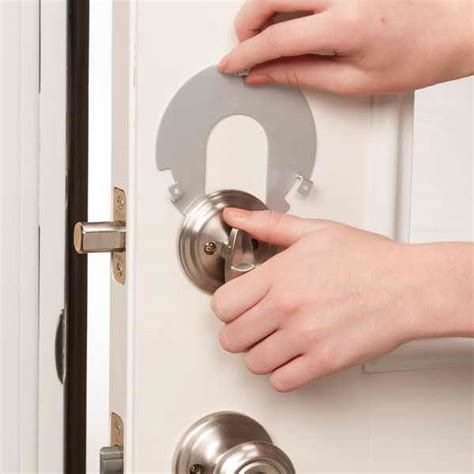 Child Safety Door Knobs by Door Windows Childproofing Doors Keep The Safety For