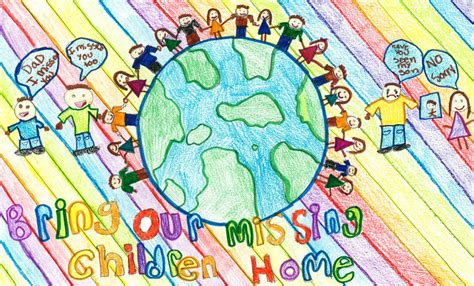 st design competition children s day 2015 national missing children s day poster contest texas