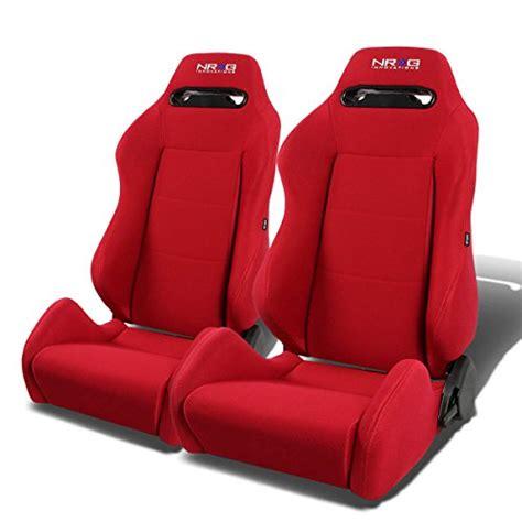 nrg type r seats nrg rsc 200 nrg type r universal racing seats with