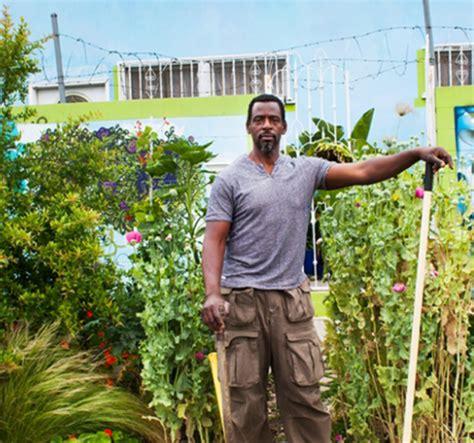 Urban Farm And Garden - l a s ron finley wants to make gardening gangsta civil eats