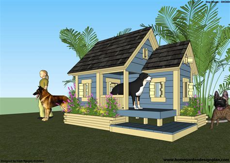 plans for a dog house home garden plans dh300 dog house plans free how to build an insulated dog house