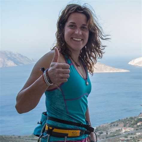 Clean Home by Tamara Lunger Climbing Technology S New Face Climbing