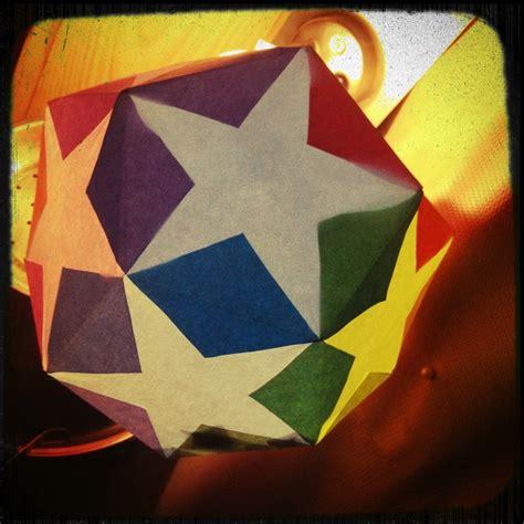 Pattern Paper Lanterns   21 creative paper star lanterns pattern guide patterns
