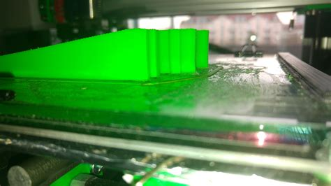 Abs Bed Temperature by Terrible Part Warping With Abs Uneven Bed Temperature