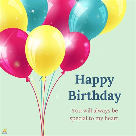 my happy birthday greetings for my ex from a relationship to a wish