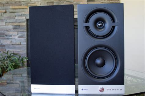 raumfeld stereo m bookshelf speakers review techhive