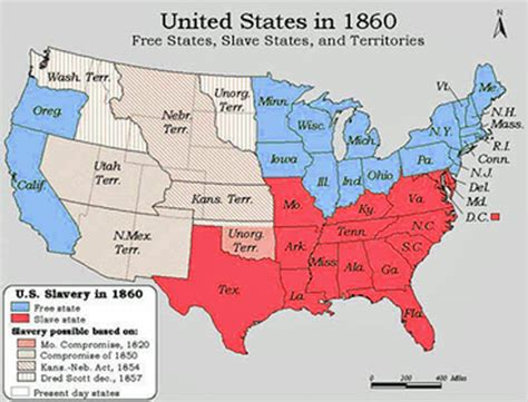 Map Of Slave States by Obama And The Southern Tradition Racism And The 2012