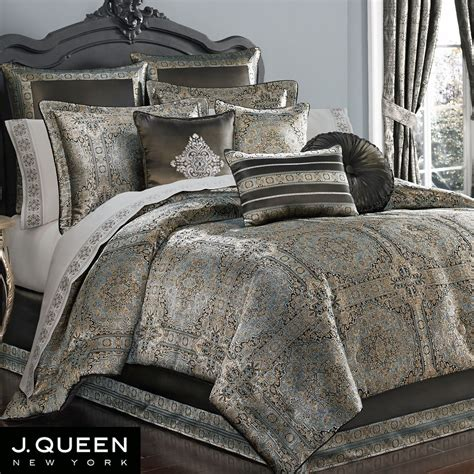 spa bedding bridgeport spa comforter bedding by j queen new york