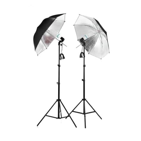 Paket Softbox jual third paket studio softbox payung silver 110