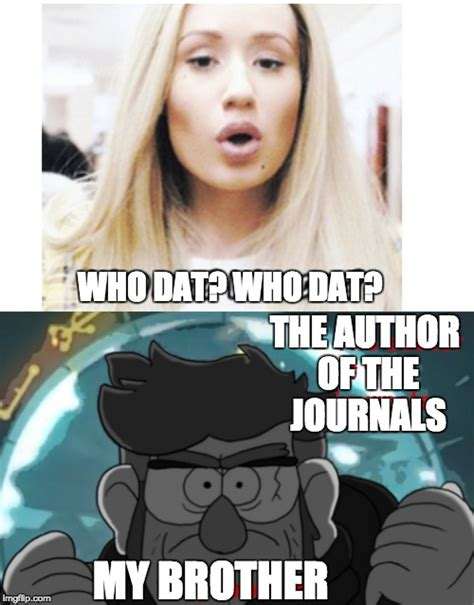 Journal Meme - if you get this reference i love you imgflip