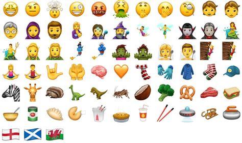 emoji ios 11 ios 11 d 233 couvrez les 69 nouveaux emoji