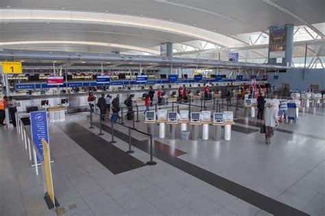 Delta Domestic Baggage delta open refurbished jfk terminal 4 thedesignair