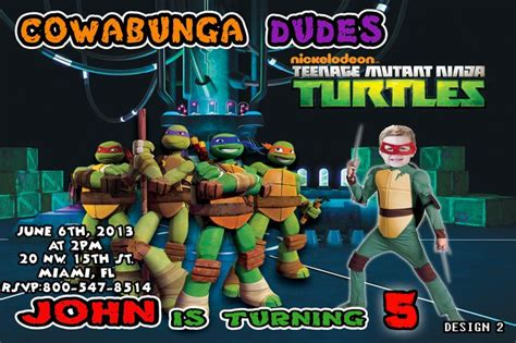 indie film ninja party 17 best images about tmnt ninja turtles movie birthday
