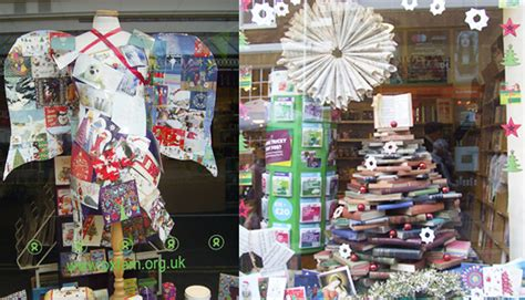 a snapshot of oxfam s christmas shop windows blogs