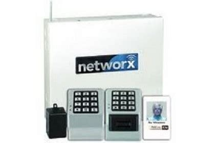 alarm lock networxpanel networx wireless panel only