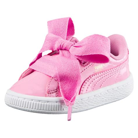 infants sneakers basket patent infant sneakers