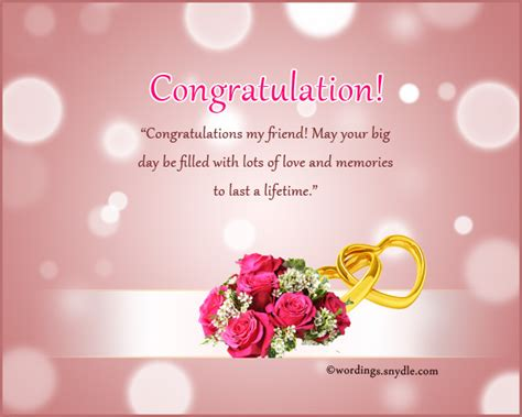 Wedding Wishes Ringtone by The Gallery For Gt Wedding Congrats Messages