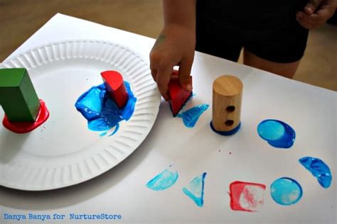 Painting 3d Objects by Painting 2d Shapes With 3d Blocks Geometry For