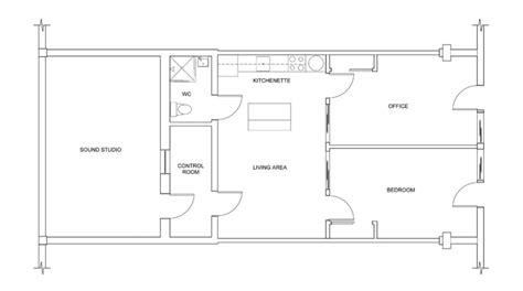 the sound floor plan floor plans melrose sound studios
