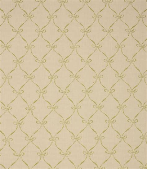 cream curtain material bow fabric with a lovely bright green shade http www