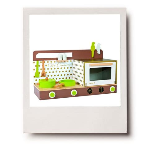 Janod Kitchen by Janod Tabletop Portable Play Kitchen With Oven Kitchens