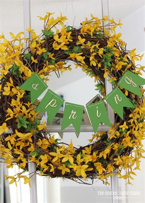 20 spring diy ideas and party time the 36th avenue 20 spring craft and diy ideas link party features i