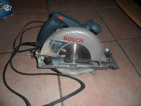 Scie Circulaire Bosch 7666 by Scie Circulaire Gks 160 Pro Bosch Occasion