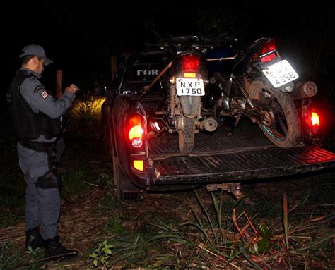 motos recuperadas 1 pm recupera motos tomadas em assalto que resultou na morte