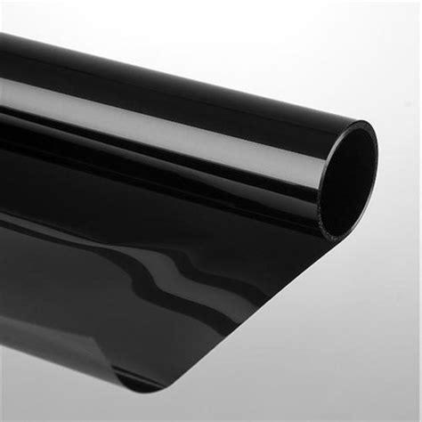 afdekfolie papier karwei bol zonwerende krasvaste raamfolie 75 x 300cm zwart