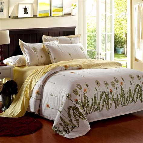 dandelion bedding popular dandelion comforter buy cheap dandelion comforter lots from china dandelion