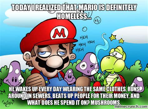 Funny Mario Memes - pin mario memes on pinterest