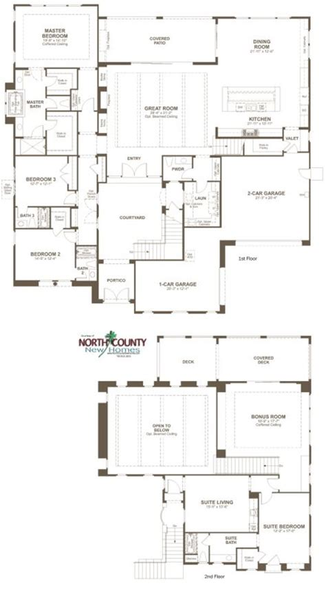 summit floor plans the summit at san elijo hills coming soon ocean views