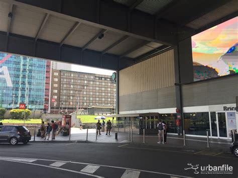 stazione ferroviaria porta garibaldi porta garibaldi lavori alla facciata della