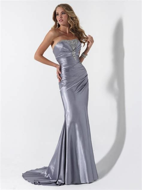 Dress Silver silver dress dressed up