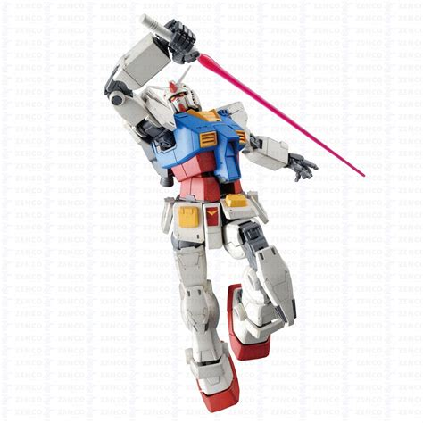 Gundam Mg Rx 78 2 bandai mg rx 78 2 gundam the origin 1 100
