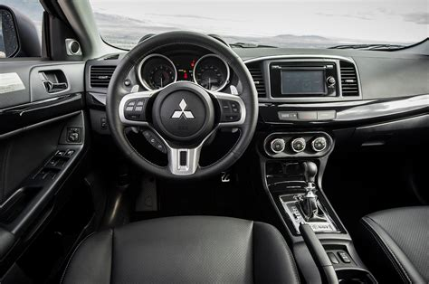 mitsubishi lancer 2015 interior picture of interior of lancer evolution 2015 mr and videos