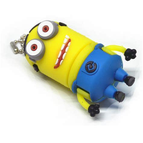 B1 Usb Flash Disk Minion 16 minion despicable me usb 2 0 flashdisk 16gb b4 yellow