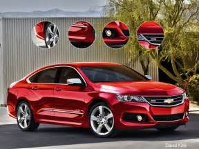 2015 chevrolet impala ss car review top speed