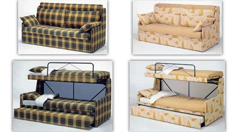sofa cama con litera sof 225 cama triple sofas cama cruces