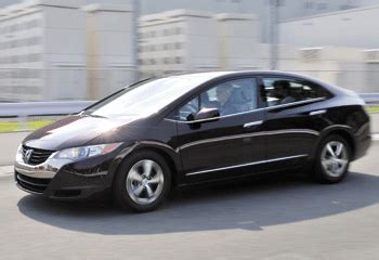 water fuel honda clarity turns the tide car news   carsguide
