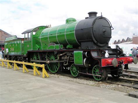 Green L Uk by File Lner D49 246 Morayshire At Doncaster Works Jpg