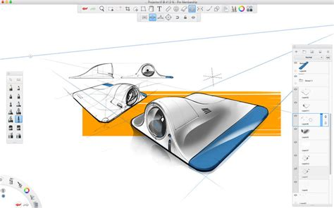 sketchbook x app for autodesk sketchbook on the mac app store