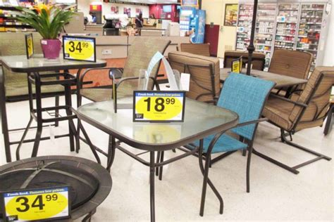 Patio Furniture At Kroger Kroger And Fry S Patio Furniture Selection