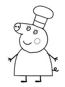 dibujos peppa pig imprimir archivos imagenes peppa pig