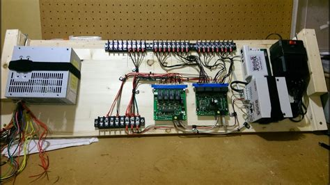 dcc electronic board install youtube