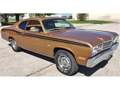 1973 plymouth duster 340 for sale 1973 plymouth duster for sale classiccars cc 821755