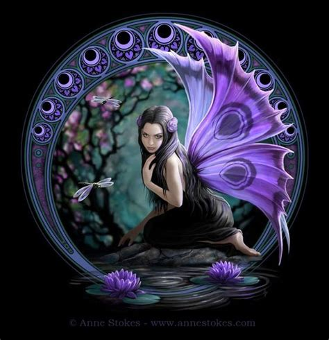 stokes fairies hada stokes hada hadas